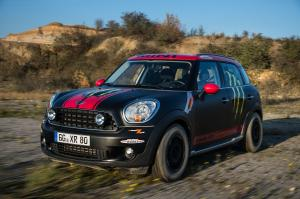 Mini Countryman X-Raid Service Vehicle 2012 года